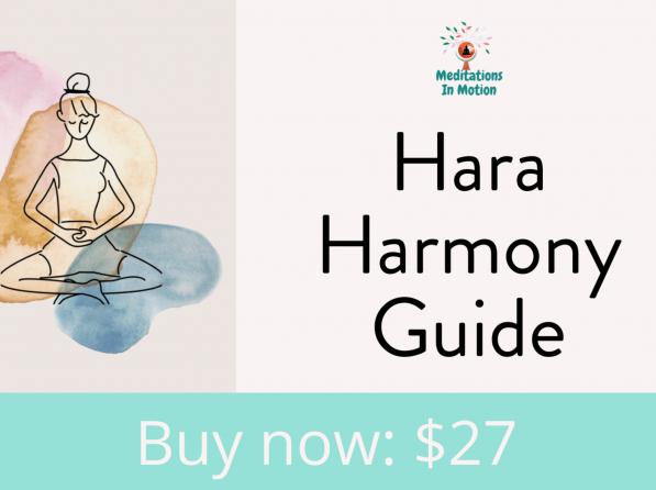 Hara Harmony Guide $27