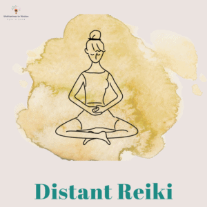 Reiki Distant Healing