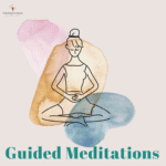 Guided meditations to let go of stress and rebalance your haras